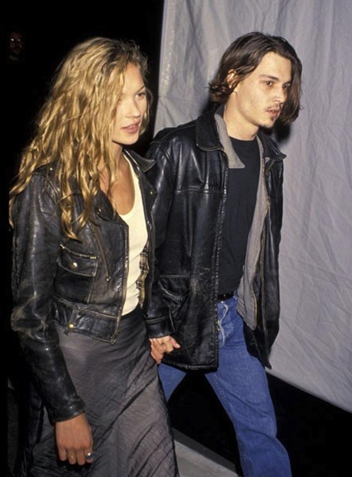 90s Throwback Johnny Depp Kate Moss 15 Trendland
