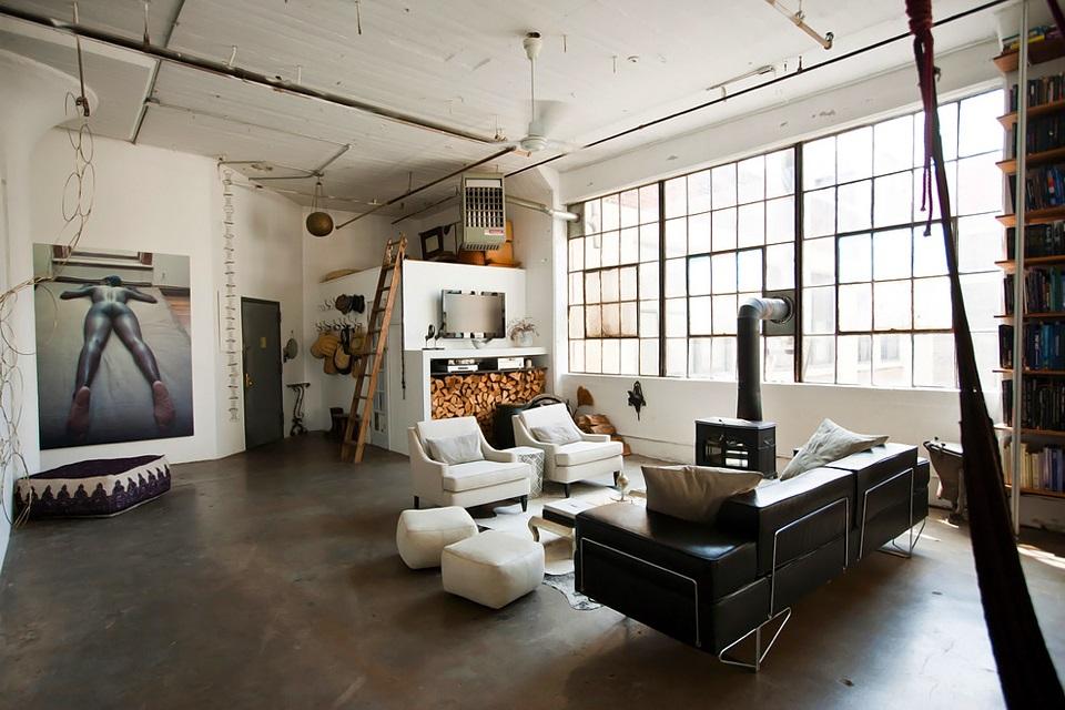 BACK TO Brooklyn Loft Home · « · » · « · »