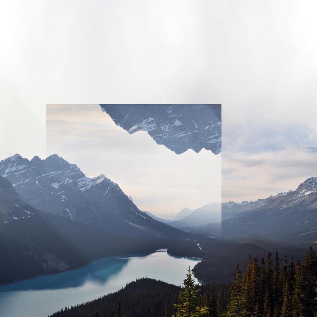 Trendy Geometric Reflection By Witchoria