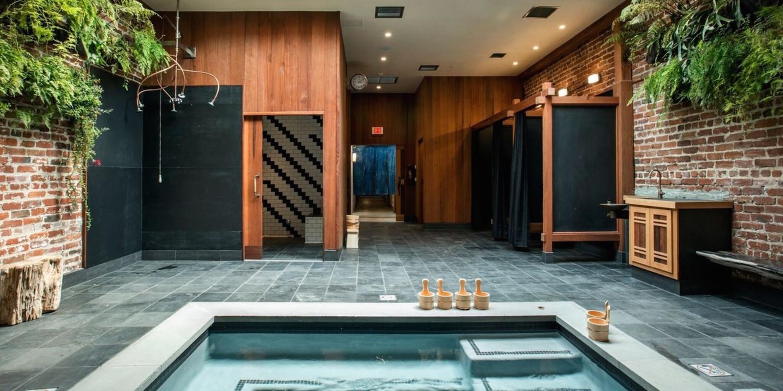 Onsen Design Zen Bath House In San Francisco on zen pool deck, zen pool book, minimalist pool design, zen pool comics,