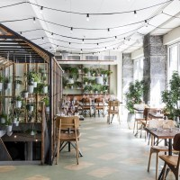 Väkst Restaurant In Copenhagen Is A Green Oasis