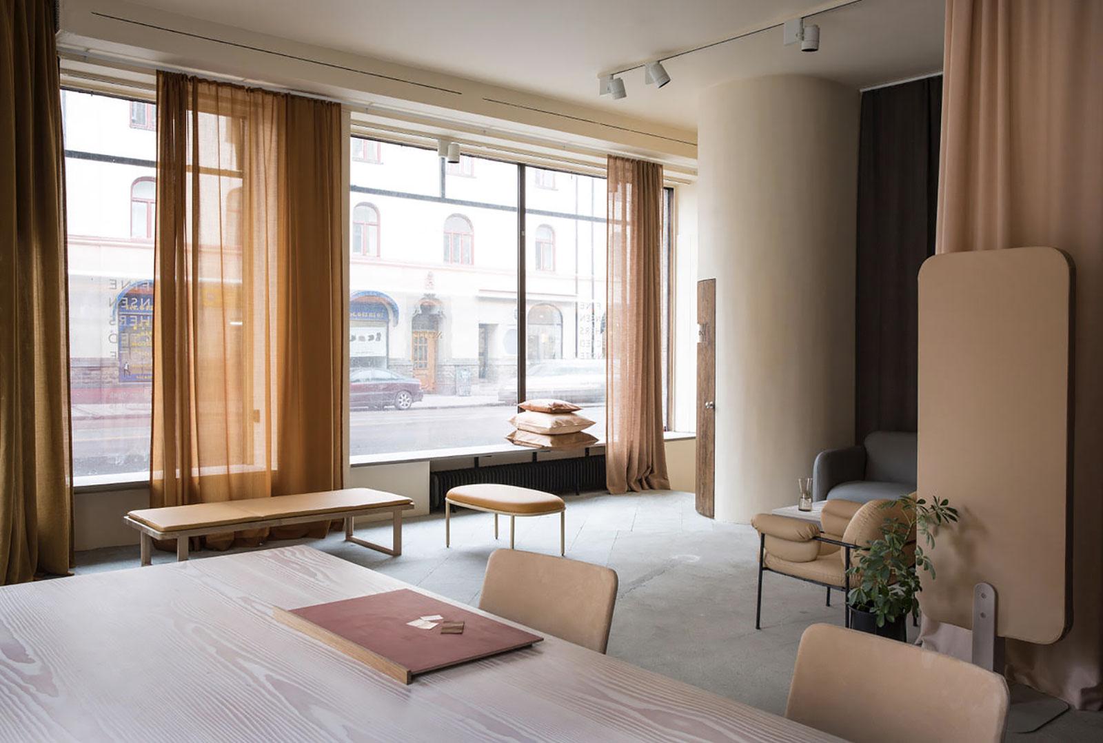 Note Design Studio X Sorensen Leathers
