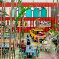 The Madero Cafe [Guatemala City]