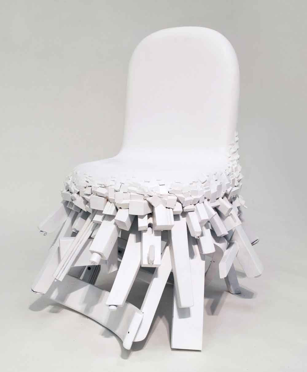 The Fused Chair The Curious Chairs of