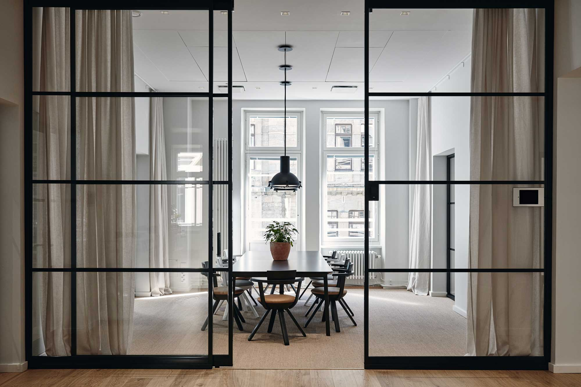 An Office with a Home Feel [Helsinki] | Trendland