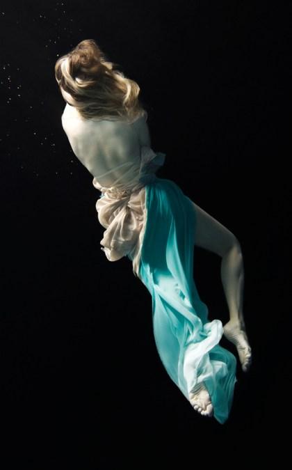 nadia moro 5 Underwater Ballet by Nadia Moro