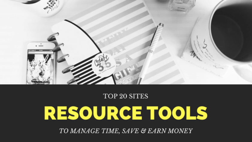 Recommended Resource Tools