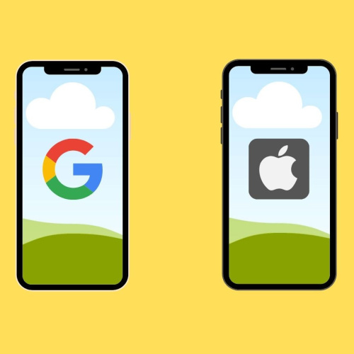 Apple ve Google Covid-19'a Karşı