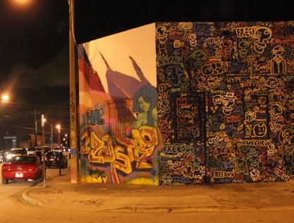Mixed graffiti