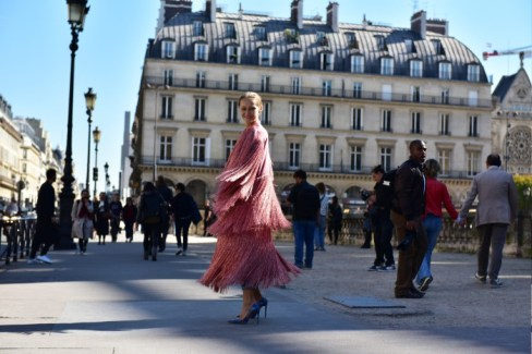 #PFW: Dior Arrivals