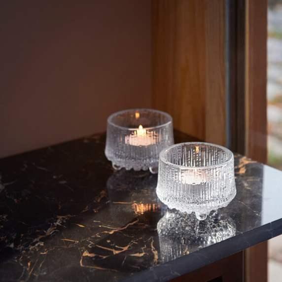 Iittala-Ultima-Thule-Teelichhalter-Ambiente