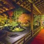 幻想の空間 京都曼殊院の紅葉ライトアップ
