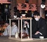 北野天満宮 秀吉が催した北野大茶会にちなむ献茶祭