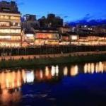京都の初夏 川床開き