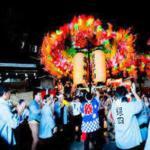 京の秋祭り 御香宮神社の神幸祭