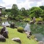 京都 二条城庭園 年末年始公開