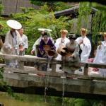 生き物への感謝の意  祇園放生会