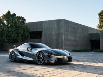 トヨタ 新型 スープラの発売は2年後にも!! BMWとの共同開発で直6エンジンを搭載