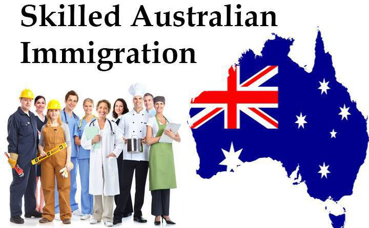 Migrate To Australia As A Skilled Worker
