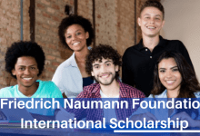 Friedrich Naumann Foundation Scholarship