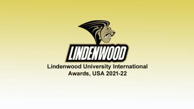 Lindenwood University International Awards, USA 2021-22
