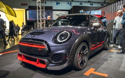 2020 New Mini Cooper GP Redesign and Price