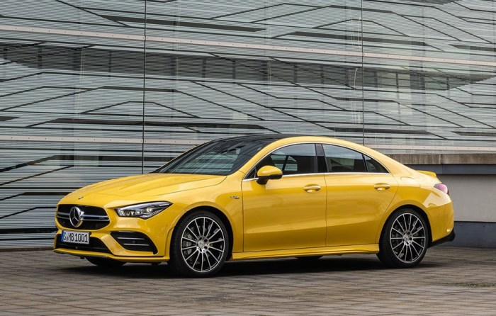 2020 Mercedes-AMG CLA 35 Redesign