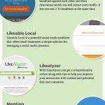 Infographic: Social Media Marketing Tools