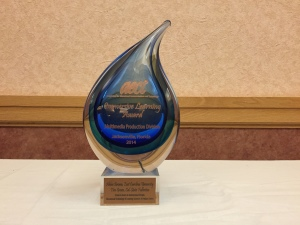 Immersive Learning Award from AECT
