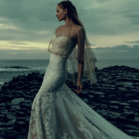Something Borrowed, Something Blue: The Most Beautiful Wedding Dresses You've Ever Seen