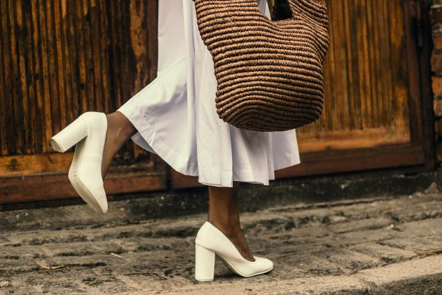 Ultimate guide to shop for heels- Block heels