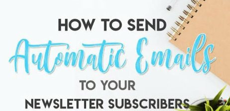 Send emails automatic