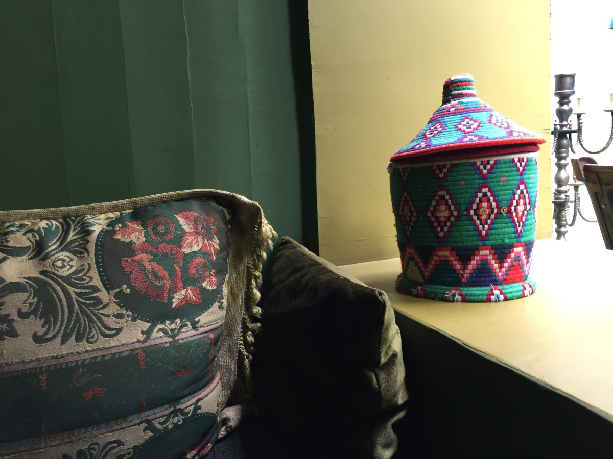 Corbeille marocaine