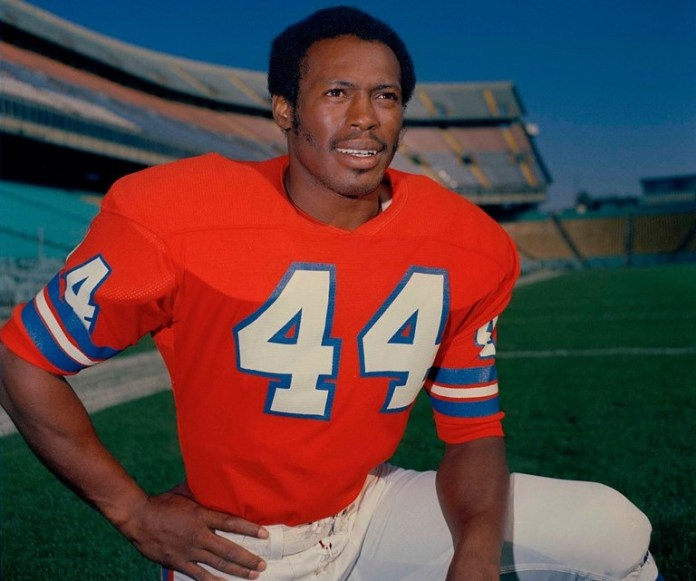 "Floyd Little, Pro Football Hall of Famer , dies at age 78,""The Franchise"""