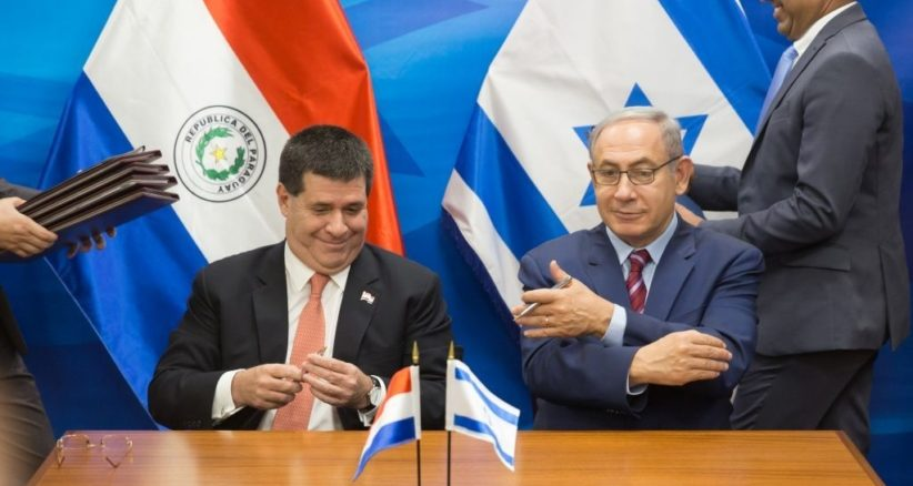 Palestinian President Asks Latin America Not To Move