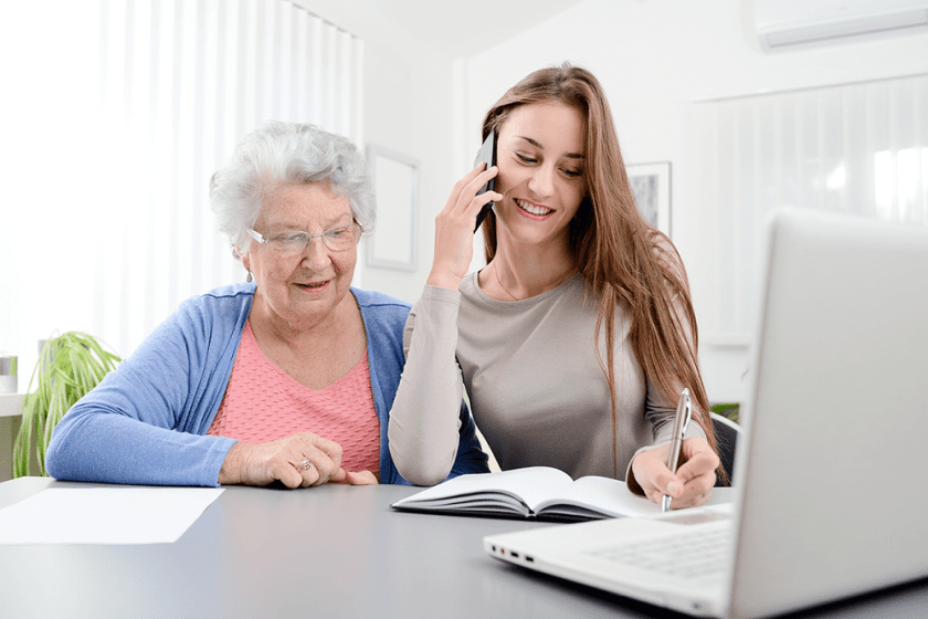 Hiring In-Home Care for Your Elderly Parent