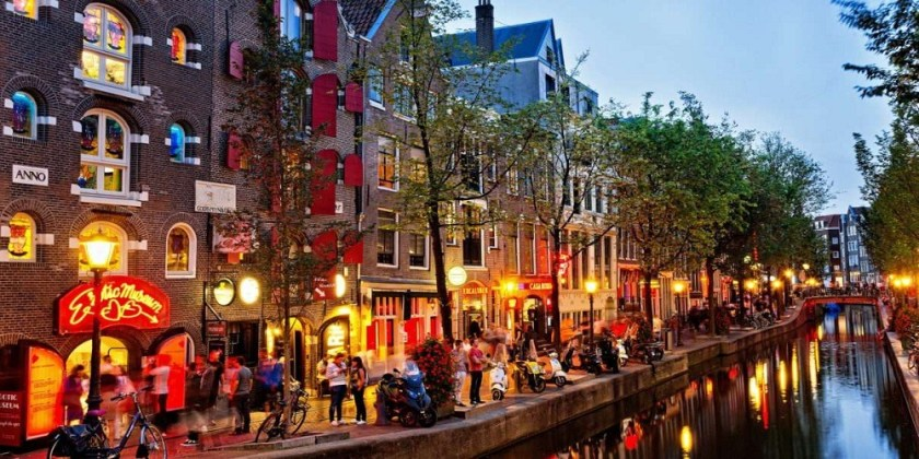 Amsterdam most famous destinations
