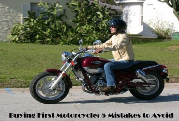 Buying First Motorcycle