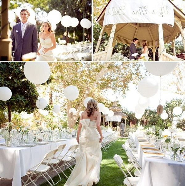 Best wedding decoration photos and trends for 2018 wedding decoration 2018 with balloons junglespirit Image collections