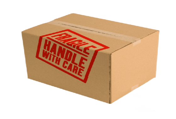 pack your parcels effectively