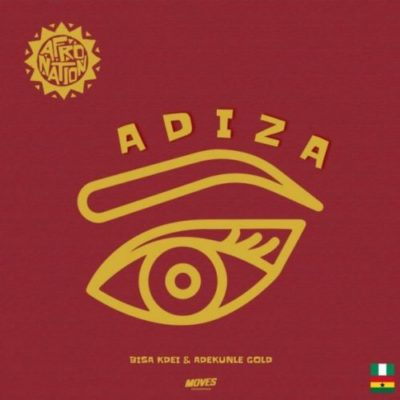 Bisa Kdei & Adekunle Gold Adiza Mp3 Music Download