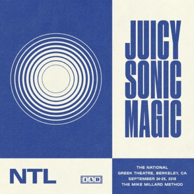 Stream The National Juicy Sonic Magic Live in Berkeley Full Album Zip Download Complete Tracklist
