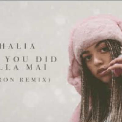 Mahalia What You Did Cam'ron Remix Music Mp3 Download feat Ella Mai