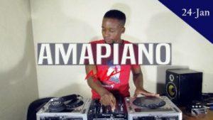 Romeo Makota Amapiano Mix Mp3 Download