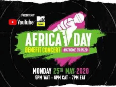 Africa Day Benefit Concert At Home Featuring
