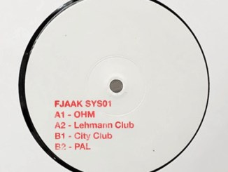 FJAAK Sys01 Full Ep Zip Download & Stream Tracklist