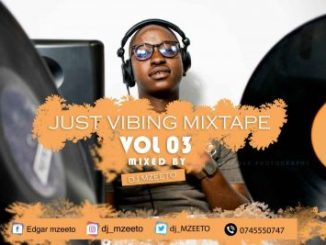 DJ Mzeeto Just Vibing Mix Vol. 3 Mp3 Download
