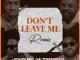 Josh2funny Don't Leave Me Remix Mp3 Download