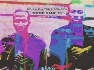 MDU aka TRP Boomerang Ep Download
