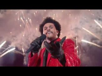The Weeknd Super Bowl LV Halftime Performance Video